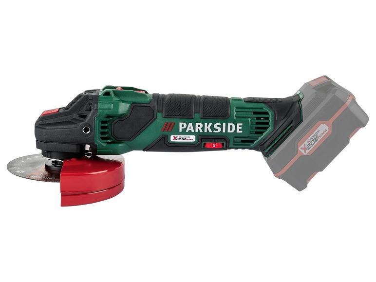 c54ca8b7230c7 Aku uhlová brúska Parkside PWSA 20-Li B3 + video recenzia – Parkside ...